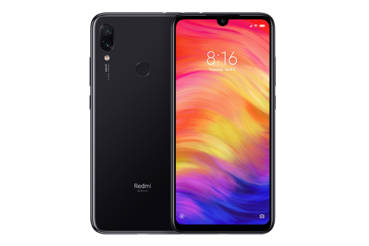 b1a28a90acb Redmi Note 7 Pro Sale Today at 12 Noon via Flipkart