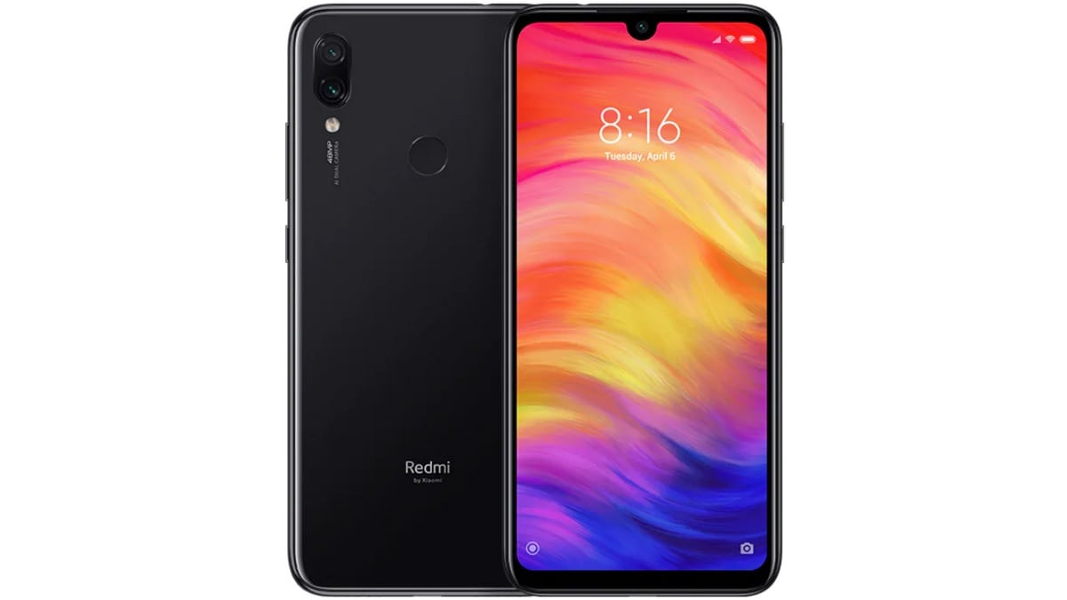 Redmi Note 7 Pro To Go On Sale In India Today Via Flipkart Mi Com Check Price Sale Offers Specifications Technology News
