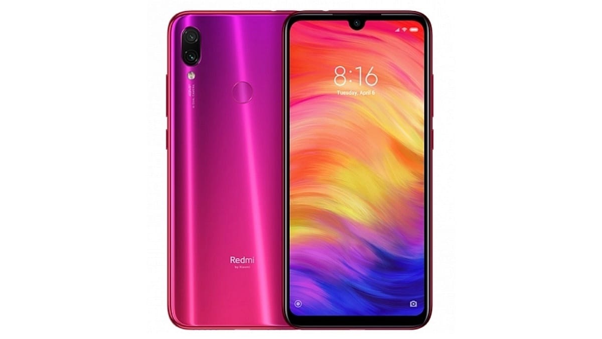 d278968550f Redmi Note 7 Pro to Go on Sale in India Today via Flipkart