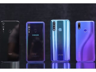 Vivo Z1 Pro, Redmi Note 7 Pro, Samsung Galaxy M40, or Realme 3 Pro: Which Is the Best Phone Under Rs. 20,000?