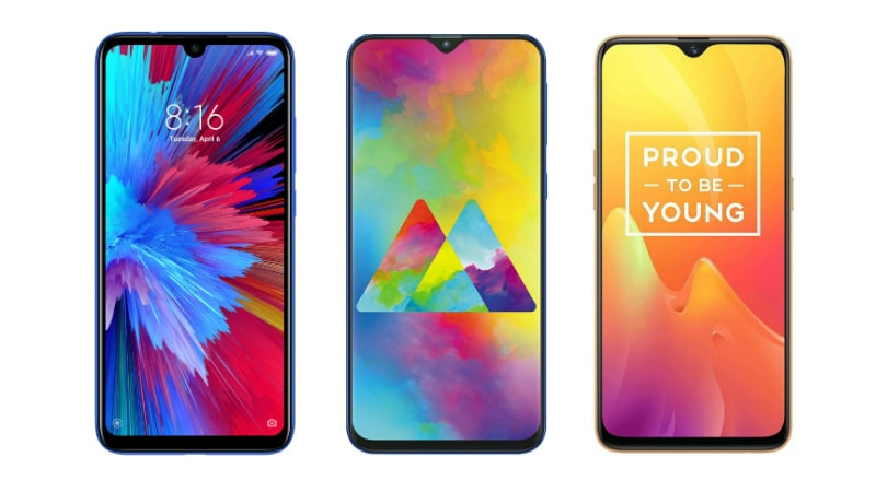 Redmi Note 7 vs Samsung Galaxy M20 vs Realme U1: Price in India, Specifications Compared