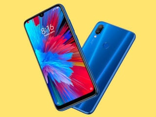 Redmi Note 7 With 4,000mAh Battery, Dual Rear Cameras Launched in India: Price, Specifications