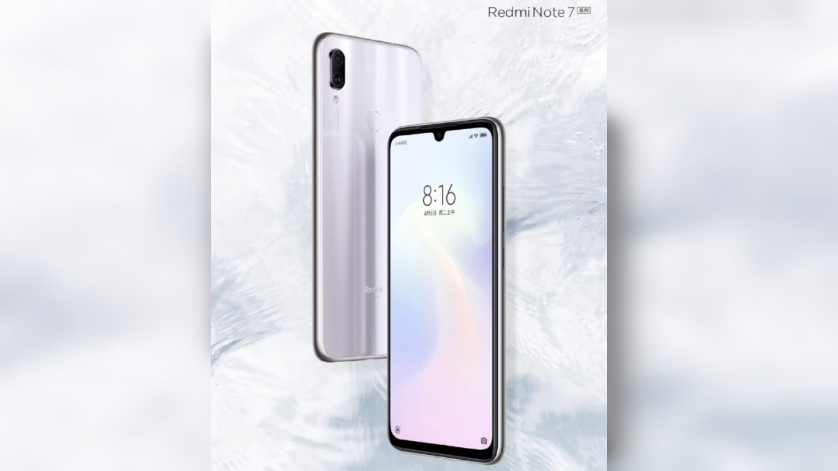 Redmi Note 7 Series' New Colour Variant Revealed, Xiaomi Asks Fans to Suggest a Name