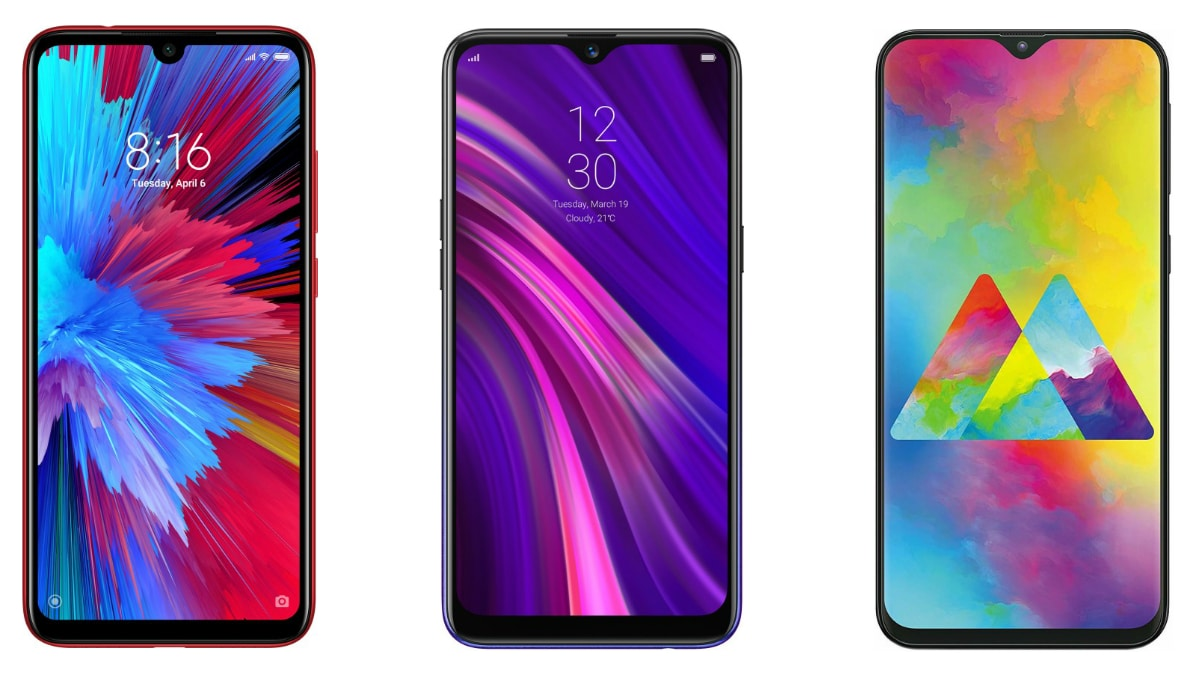 Redmi Note 7S vs Realme 3 vs Samsung Galaxy M20: Price in India, Specifications Compared