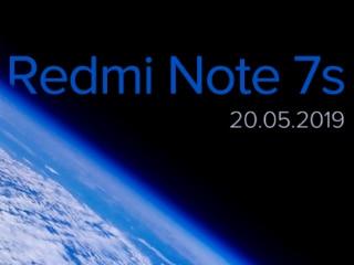 Redmi Note 7S होगा 20 मई को भारत में लॉन्च, 48 मेगापिक्सल कैमरा है इसमें