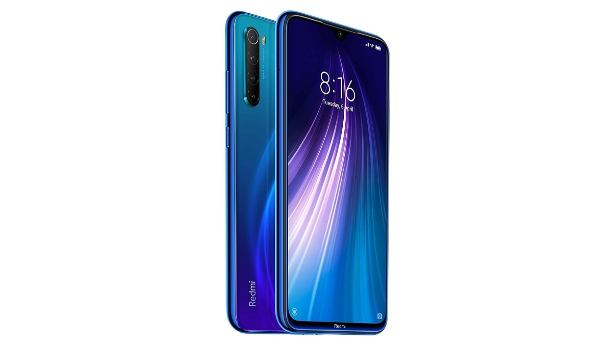 Redmi Note 8 Sale Today at 12 Noon via Amazon India, Mi.com: Check Price, Offers, Specifications