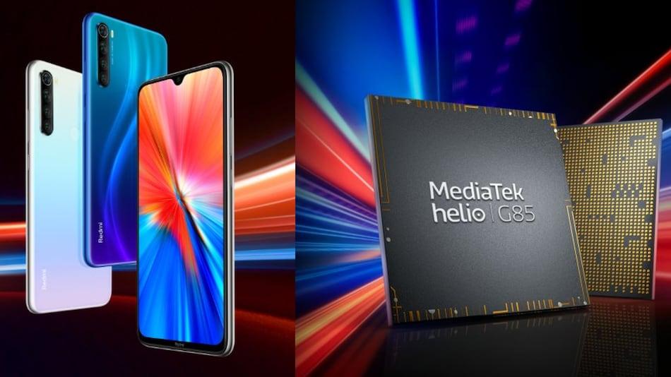 Redmi Note 8 (2021) Teased to Be Powered by MediaTek Helio G85 SoC, Design Revealed