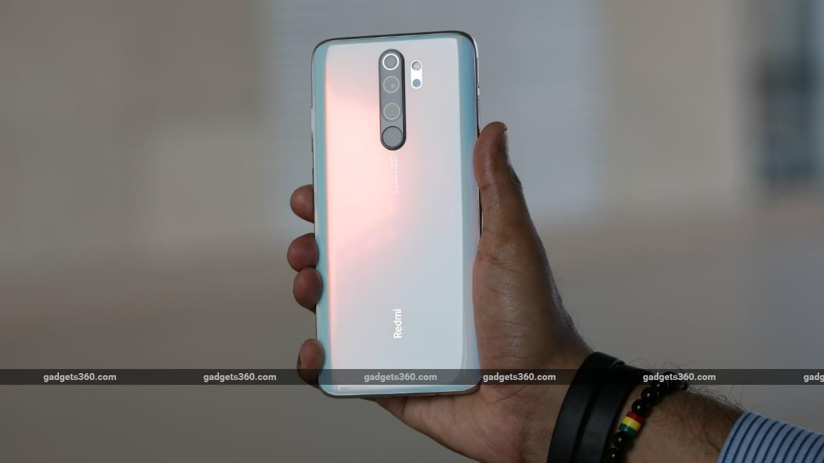 redmi note 8 pro back image gadgets 360 Redmi Note 8 Pro