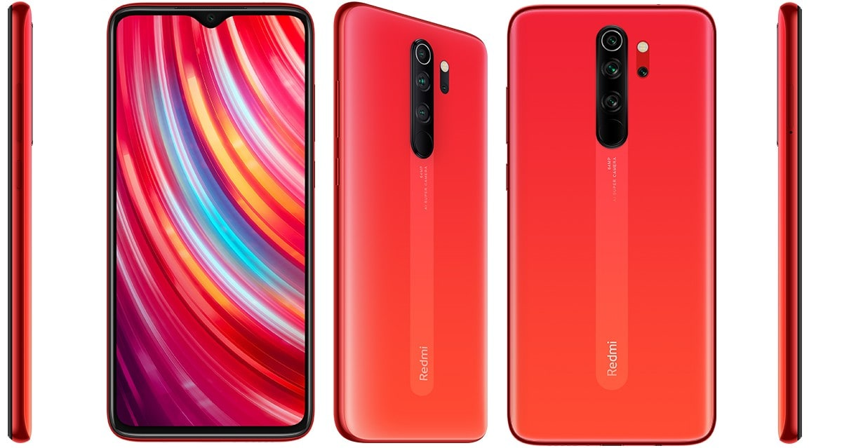 Redmi Note 8 Pro Gets A New Twilight Orange Colour Option Technology News