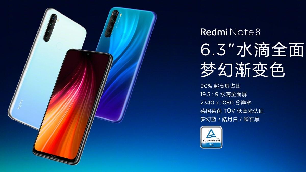 redmi note 8 weibo Redmi Note 8