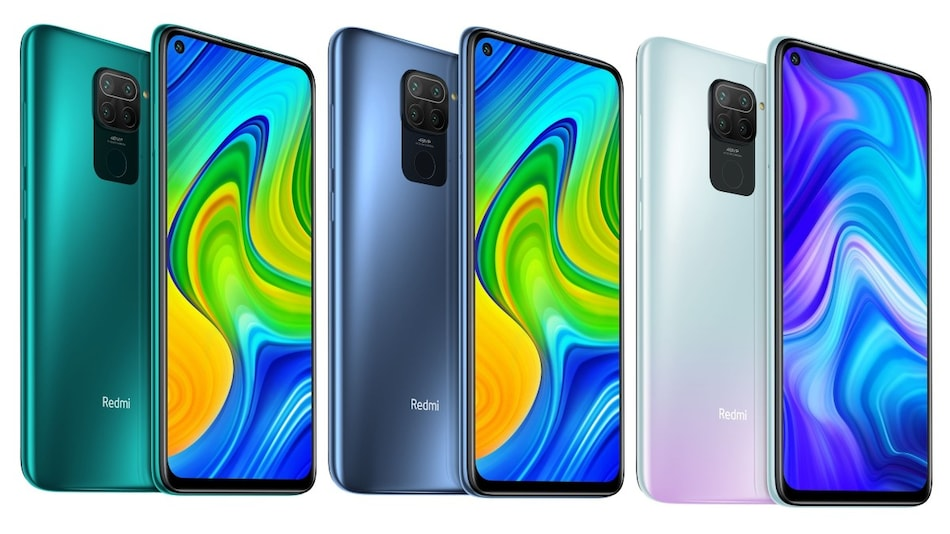 Redmi Note 9 Specifications Tipped, Renders Surface Online Ahead of Today's Launch