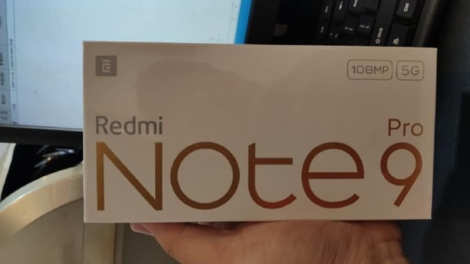 Redmi Note 9 5G Series Retail Boxes Surface Online, Suggest Key Specifications Ahead of Launch