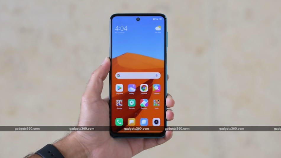 Redmi Note 9 Series 5G Models Price Details Tipped Ahead of Official Launch