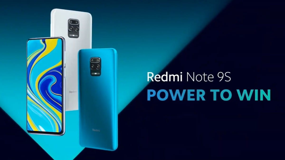 Redmi Note 9S With Snapdragon 720G SoC, Quad Rear Cameras Launched: Price, Specifications