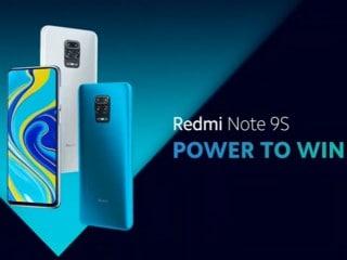 Redmi Note 9S लॉन्च, स्नैपड्रैगन 720जी प्रोसेसर से है लैस