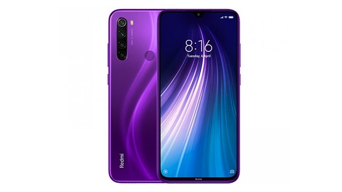 Redmi Note 8 Cosmic Purple Colour Variant Launched in India: Price, Sale Date, Specifications