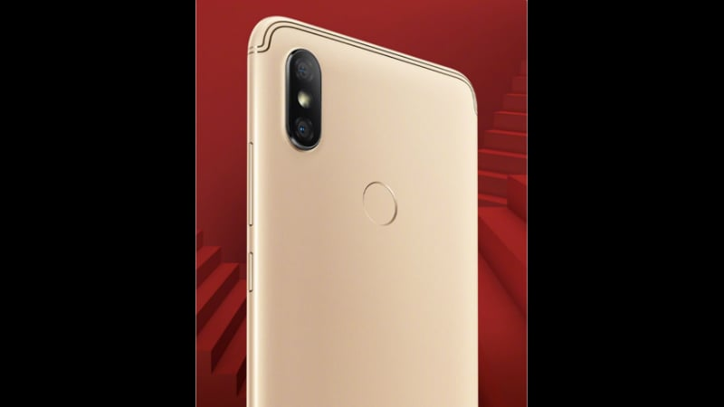 Redmi S2 Price Leaked Online Official Poster Highlights Antenna Lines