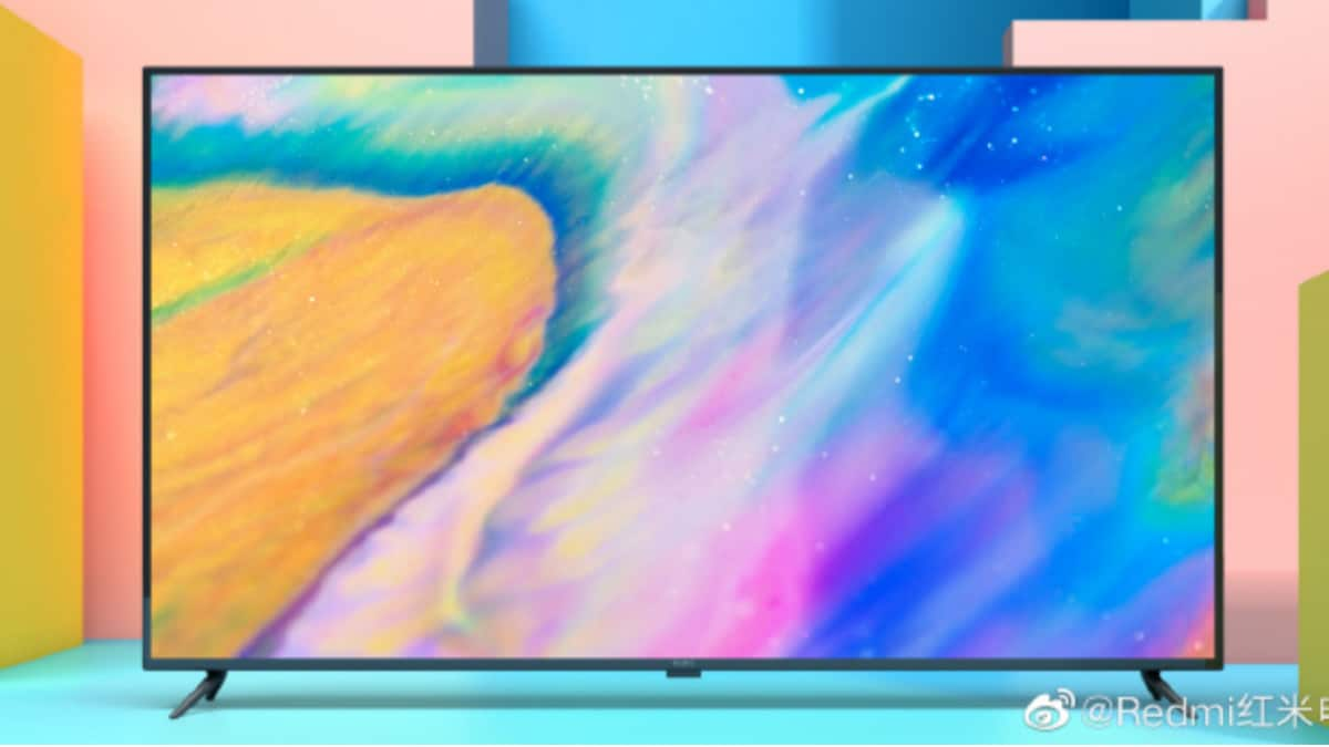 redmi tv large