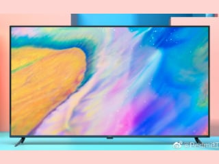 Redmi TV Live Image Teased, Shows Simple Design With Thin Bezels
