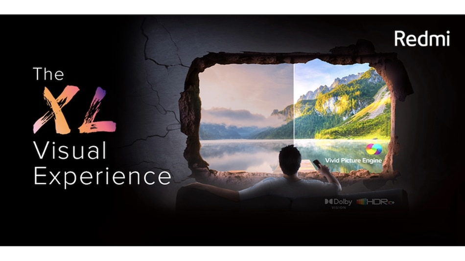 Redmi TV Teased to Offer HDR Support Ahead of India Launch, 4K Panel Expected