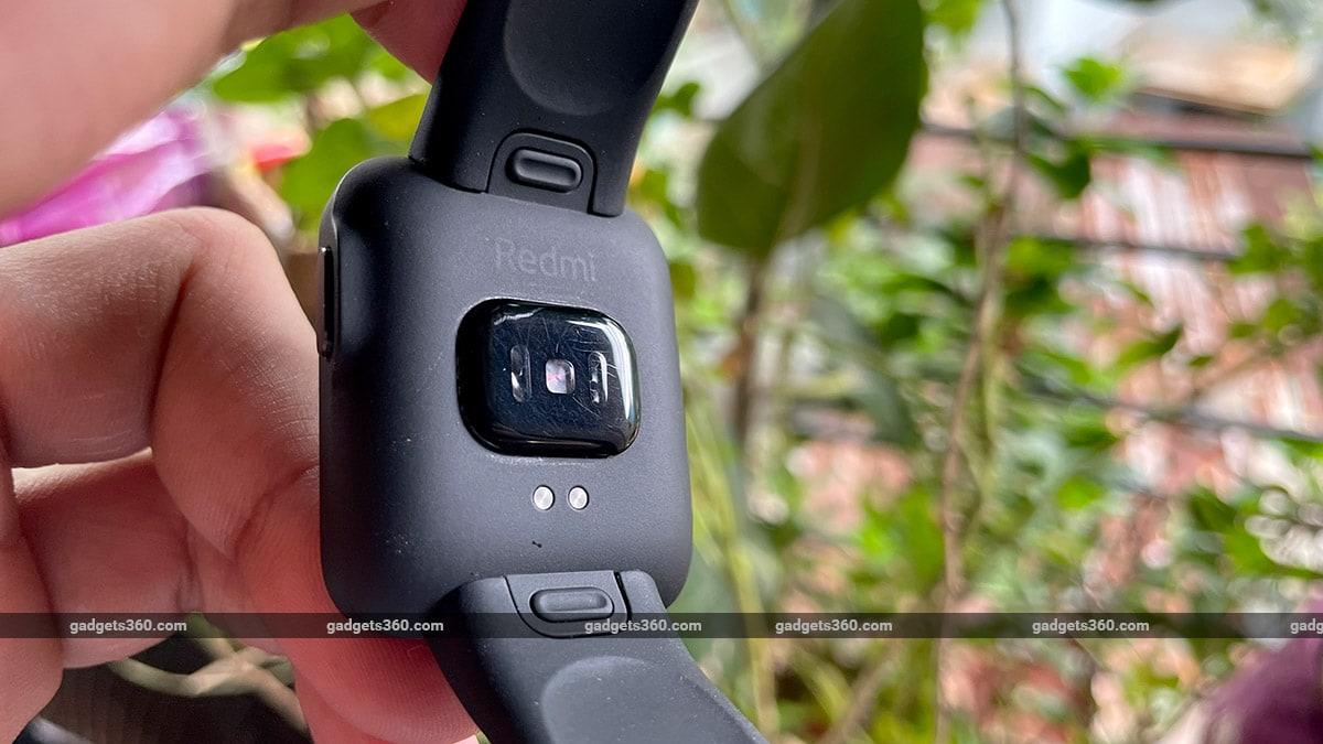 रेडमी वॉच हार्टरेटसेंसर गैजेट्स360 Xiaomi Redmi Watch Review
