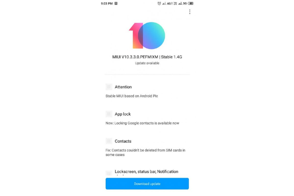 Redmi Y2 Starts Receiving Android Pie Update in India | Technology News