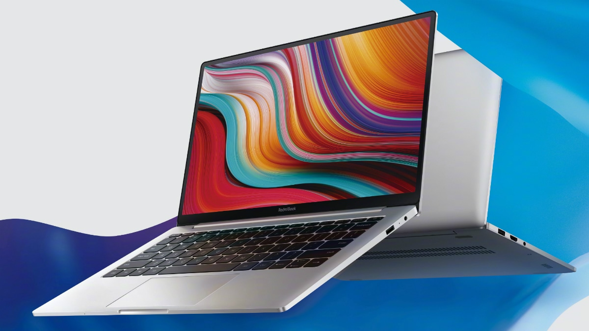 RedmiBook 13 With 10th Gen Intel Core Processors, 89 Percent Screen-to-Body Ratio Launched