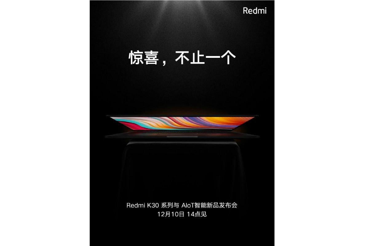 redmibook 13 teaser weibo RedmiBook 13