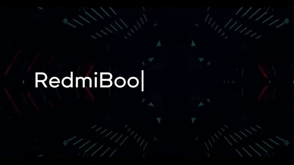 RedmiBook Laptops Launch in India Teased Ahead of Formal Announcement