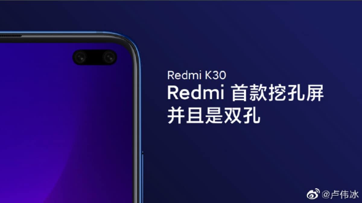 Redmi K30 Launch Delayed Till 2020, GM Lu Weibing Suggests