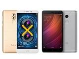 शाओमी रेडमी नोट 4 बनाम हॉनर 6एक्सः आप कौन सा स्मार्टफोन खरीदें