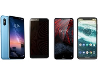 Xiaomi Redmi Note 6 Pro, Motorola One Power, Nokia 6.1 Plus और Asus ZenFone Max Pro M1 में कौन बेहतर?