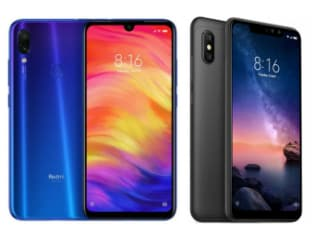 Redmi Note 7 Pro vs Redmi Note 6 Pro: Specifications, Price Compared