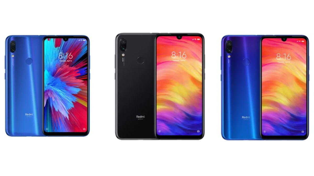 Redmi Note 7S vs Redmi Note 7 Pro vs Redmi Note 7: Price in India, Specifications Compared