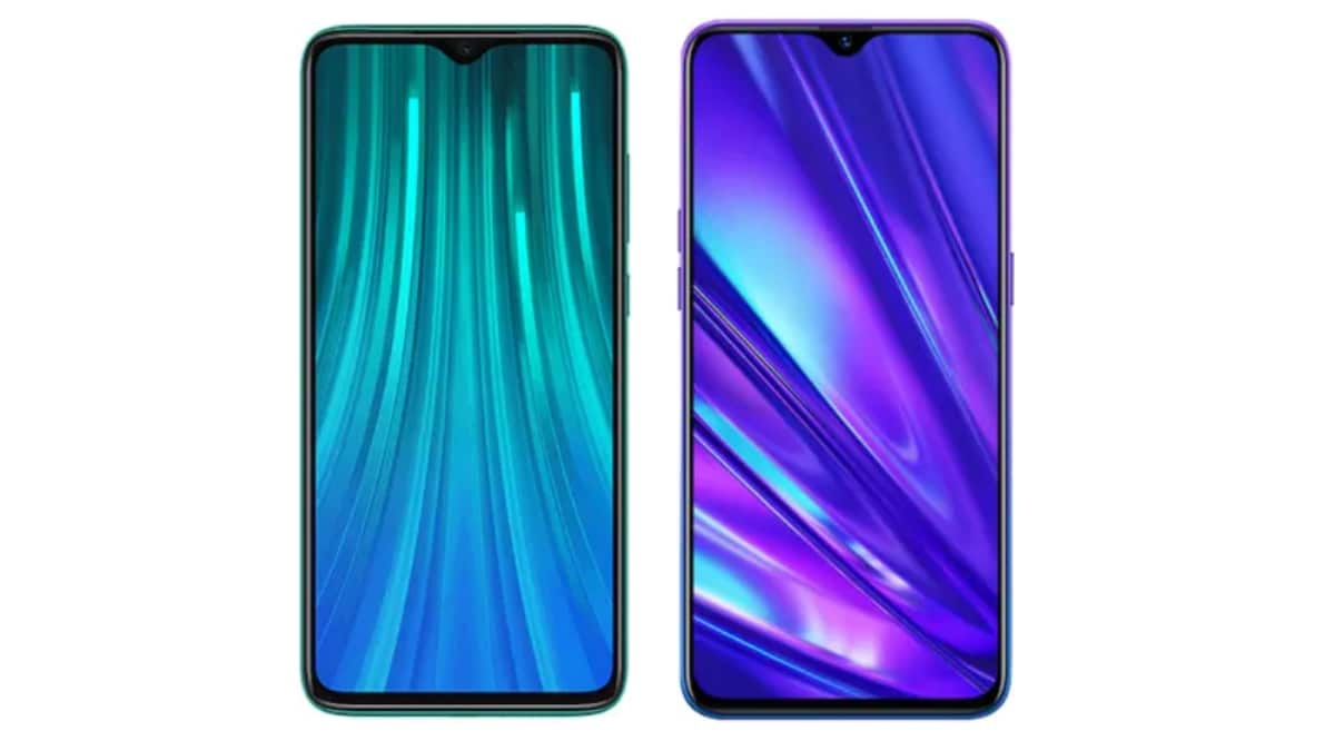 Redmi Note 8 Pro vs Realme 5 Pro: Price, Specifications Compared