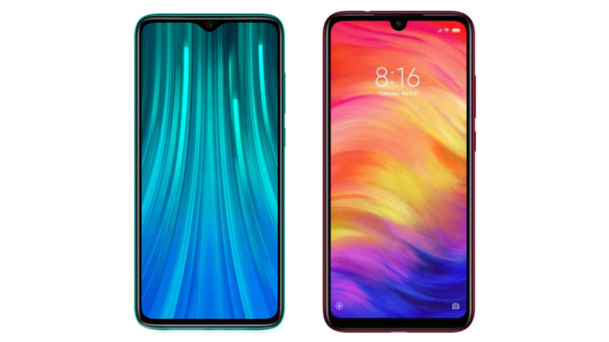 Redmi Note 8 Pro vs Redmi Note 7 Pro: What's New and Different? | NDTV  Gadgets 360