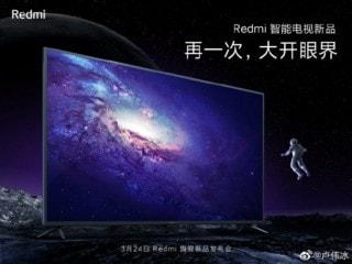 Xiaomi Will Launch a New Redmi TV Model Tomorrow