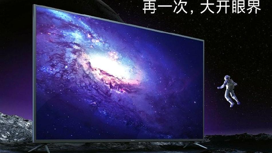 New Redmi TV Model Set to Launch Alongside Redmi K30 Pro on March 24