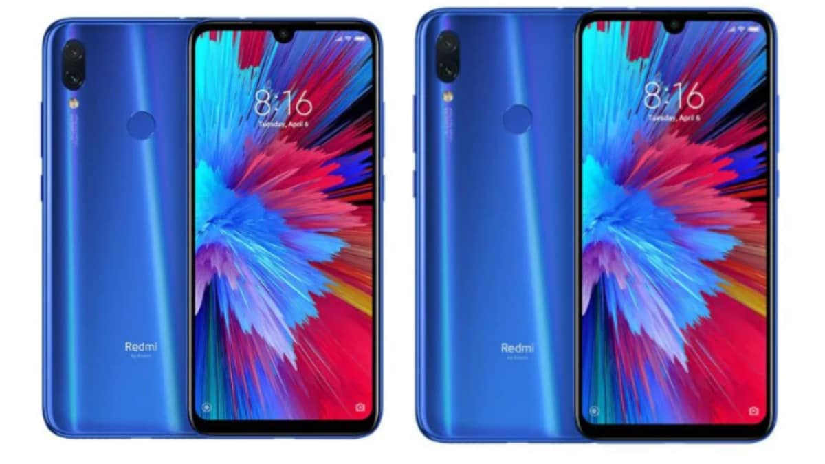 Redmi Y3 vs Redmi Note 7: Price, Specifications Compared