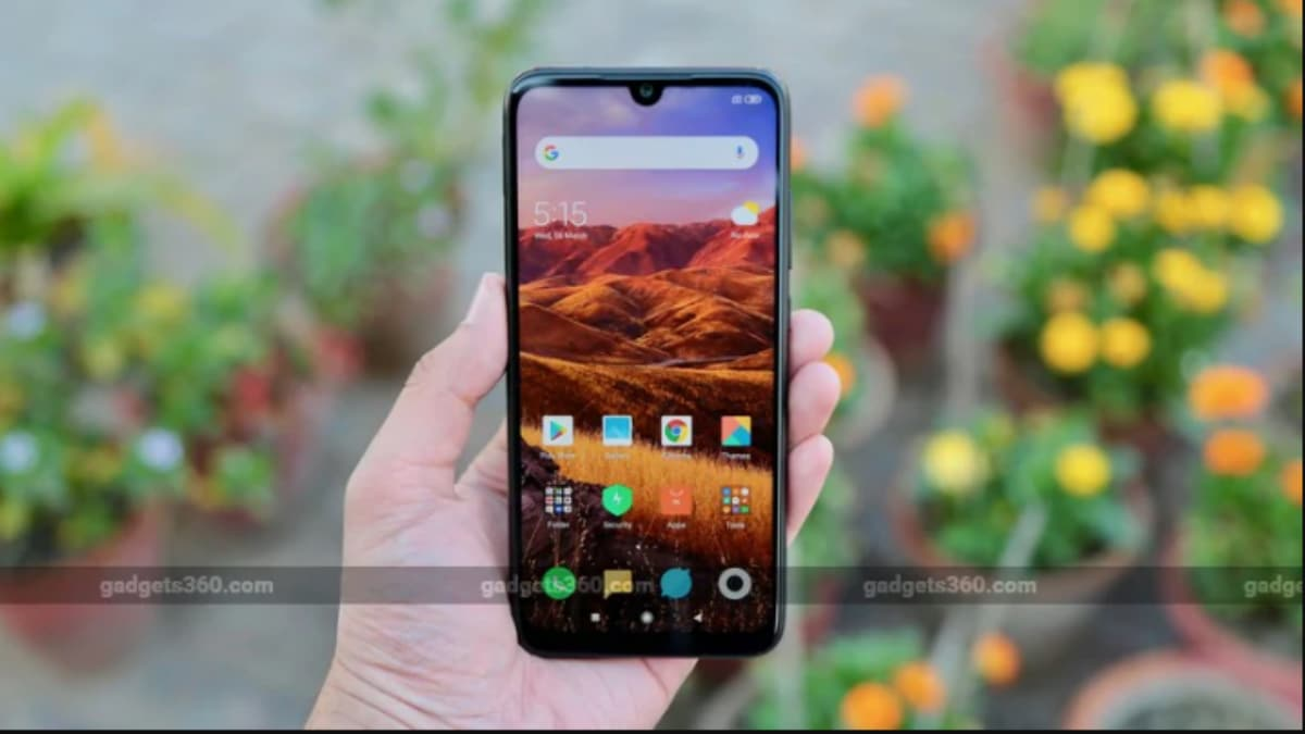 Redmi Note 7 Pro Gets 6GB RAM + 64GB Storage Variant in