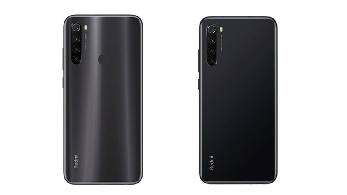 Redmi Note 8T Alleged Renders Pop Up Online, NFC Support Said to Be in Tow