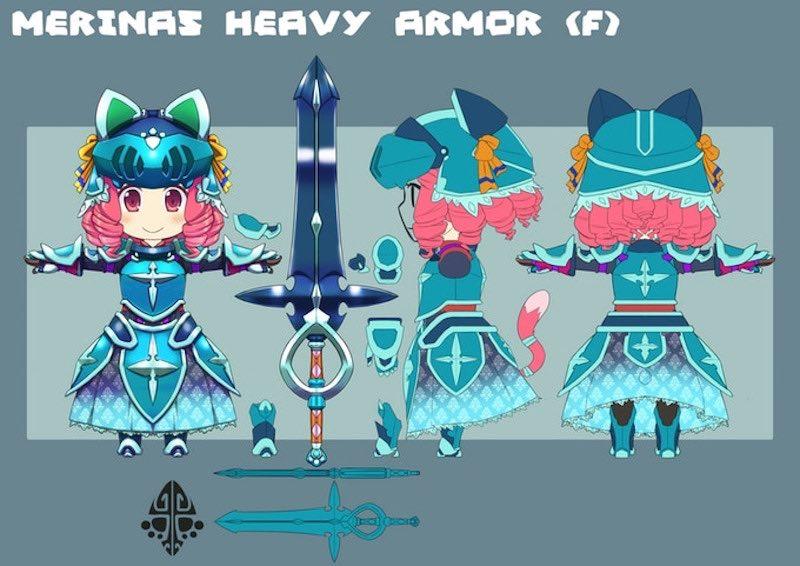 relegend heavy armour relegend