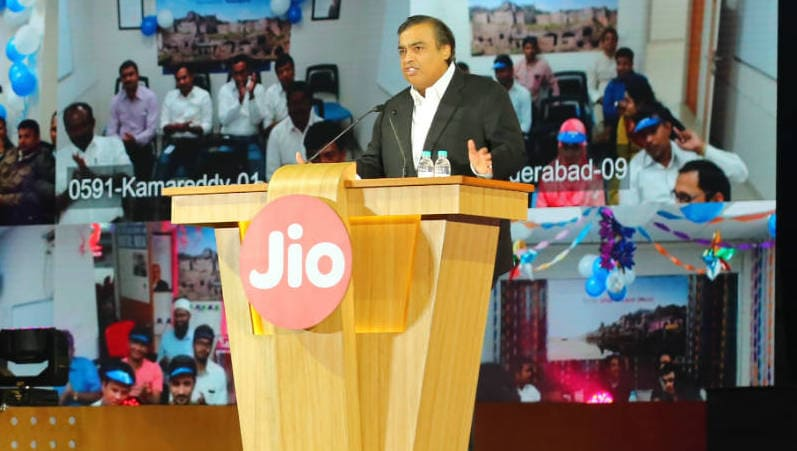 Jio Expected to Dominate Agenda at Reliance AGM on Thursday