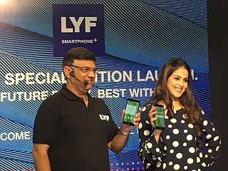 लाइफ एफ1 स्मार्टफोन लॉन्च, जानें कीमत और सारे स्पेसिफिकेशन
