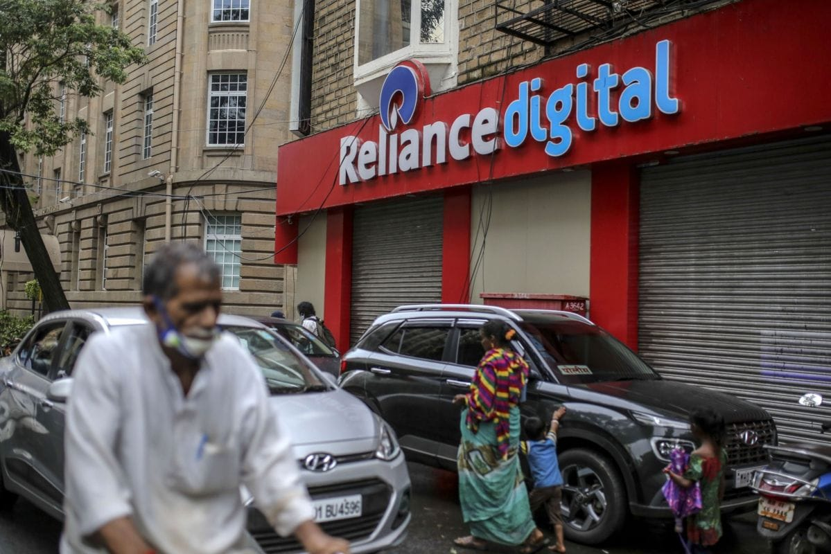 Reliance Retail to Receive Rs. 3,675 Crores Investment From General Atlantic