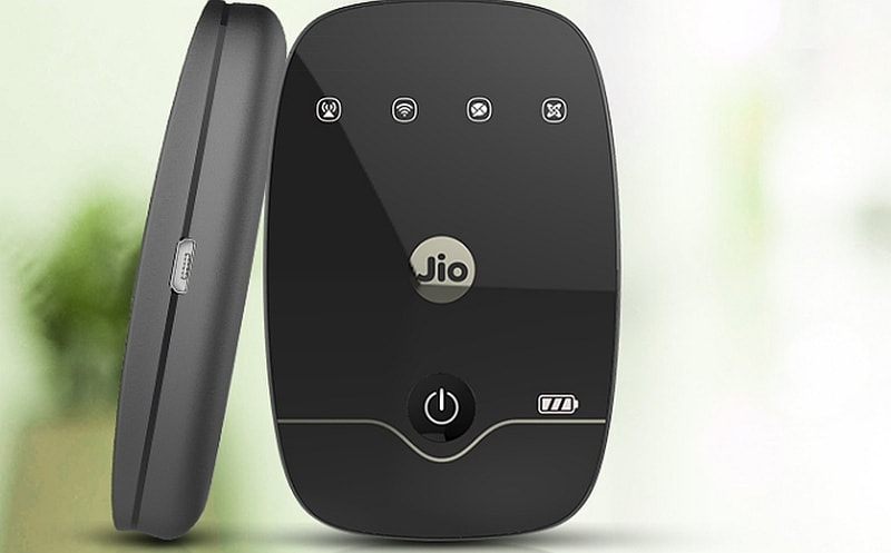 Reliance Jio Offers JioFi Routers With Up to 100 Percent Cashback