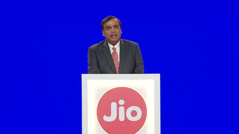 jio phone 2 jio gigafiber and all other jio announcements at