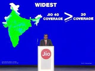 Jio Subscriber Base Touches 215 Million: Mukesh Ambani at RIL AGM