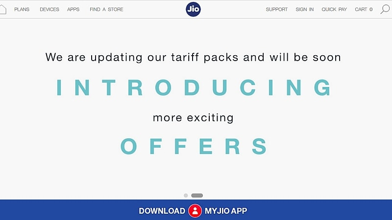 Reliance Jio to Unveil New Tariff Plans and 'Exciting' Offers Soon