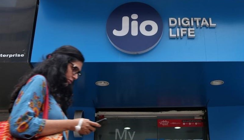Jio Claims It's the World's Largest Mobile Data Network, With 85 Percent Share in India